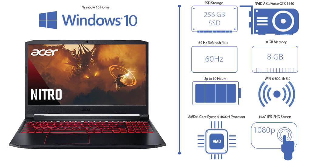 Acer Nitro Gaming Laptop