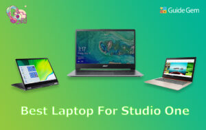10 Best Laptops For Studio One In 2021